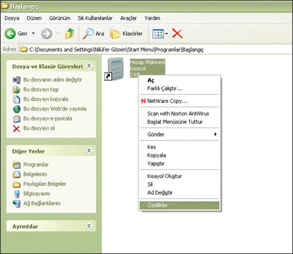 20070120211232 - Programlar� Otomatik Ba�latma