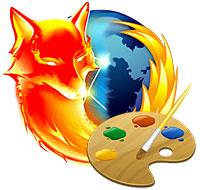 Firefox için taze renkler