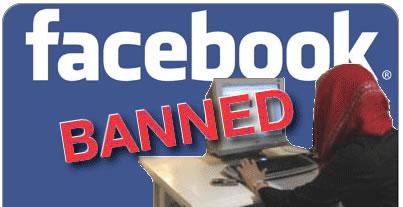 Suriye Facebook'u engelledi