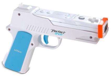 Nintendo Wii için yeni silah ekipmanı