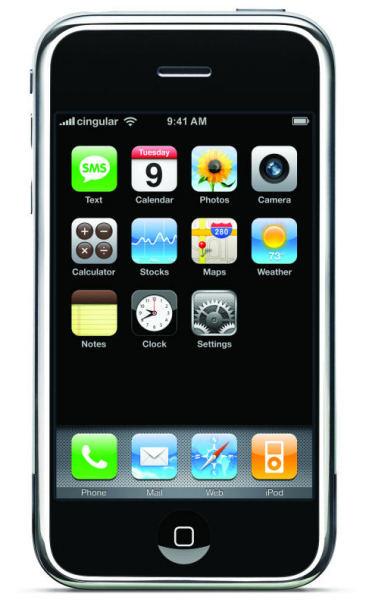 AT&T şefi: UMTS-iPhone 2008'de geliyor