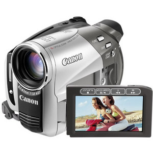 Canon DC50 DVD Video Kamera