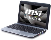 MSI: SSD ve sabit diskli karma-notebook