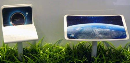 20090417195633 - C�zdan gibi katlanan OLED ekranl� cep!