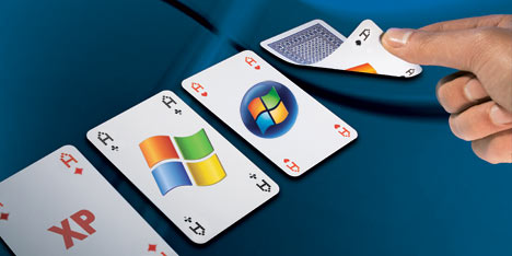 Steven Sinofsky Windows 8 yolunda