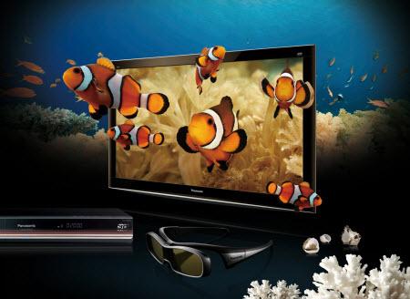 Panasonic'ten Türkiye'de 3D şovu