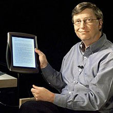 Bill Gates'den inciler!