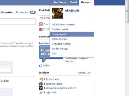 Facebook hesabının hacklendiğini nasıl anlarsınız?