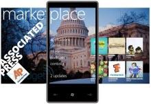 Windows Phone 7'den çok özel görüntüler!
