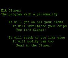 1982: Elk Clone
