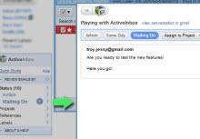 Gmail için büyük yardımcı!