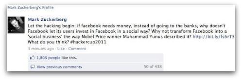 Facebook'ta yüz k?zart?c? olay!