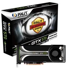 Yüksek seviye GeForce : GTX 580, GTX 570...