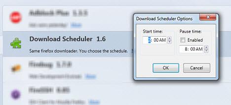 Firefox'a download yardımcısı