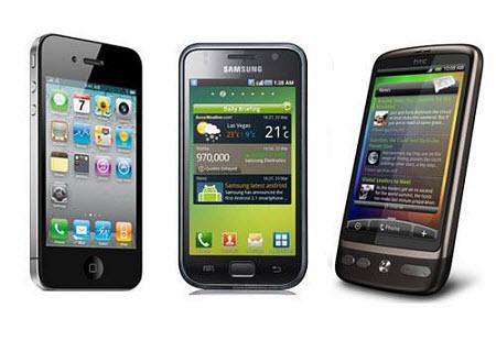 Cep telefonu çözünürlükleri