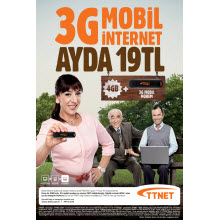 TTNet'ten 3G mobil bağlantıda önemli avantaj!