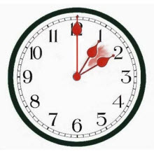 Saatler neden ileri - geri alınır?