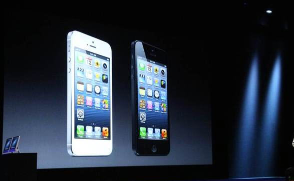 Apple etkinliğinden canlı: iPhone 5 tanıtımı