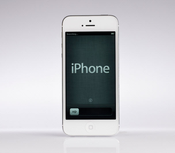 iPhone 5 açılıyor