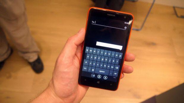 ÖN İNCELEME: Nokia Lumia 625