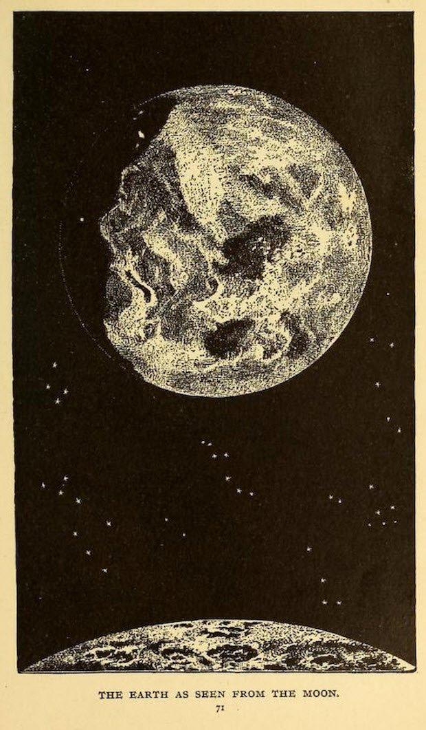 Dünya, Uzay'dan işte böyle görünüyor...