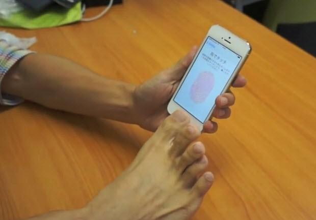 iPhone 5S'inizi emzirenler de var...