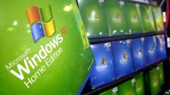 Windows XP'den Macintosh çıktı