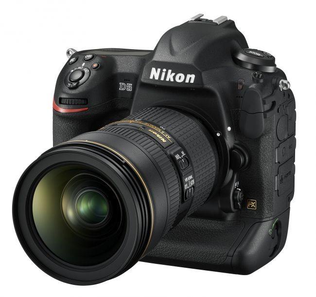 Nikon yeni DSLR amiral gemisi D5'i duyurdu!