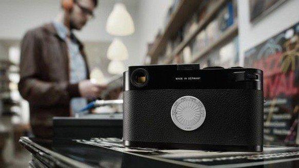 Leica'nın yeni kamerasında LCD ekran yok!