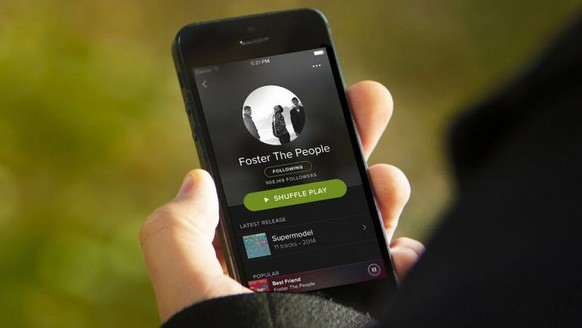 Spotify'dan yepyeni bir işlev!