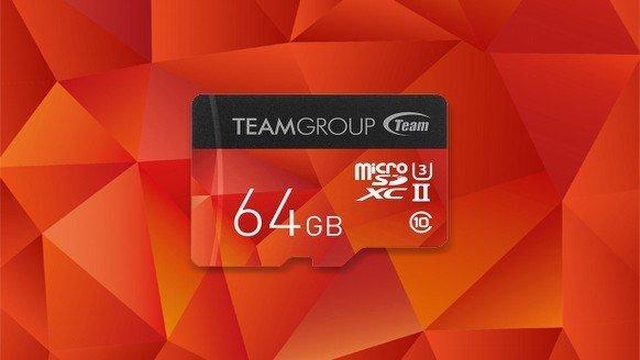 Team Xtreem Micro SDXC 64GB