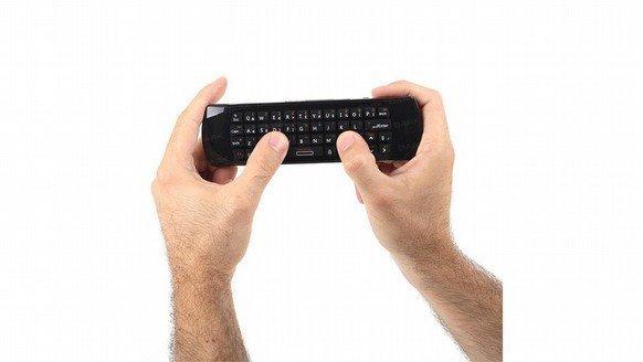 Dark Wireless Air Mouse