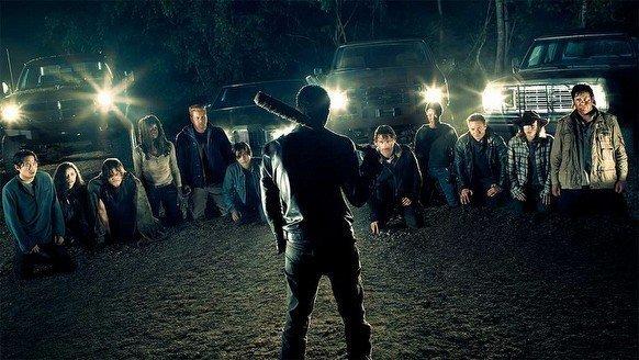 Walking Dead'den sürprizler