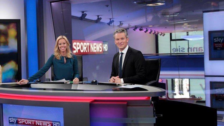 Sky Sport News yayında