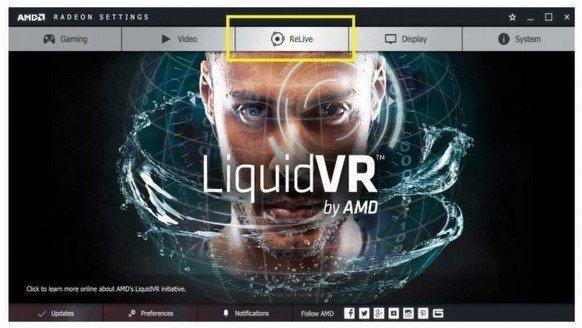 AMD'de ReLive dönemi başladı!