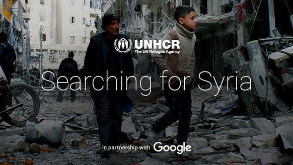 Google'dan Suriye'ye özel site!
