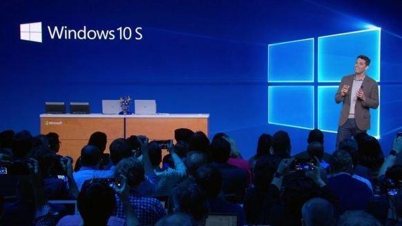 Microsoft'tan Windows 10 S iddiası!