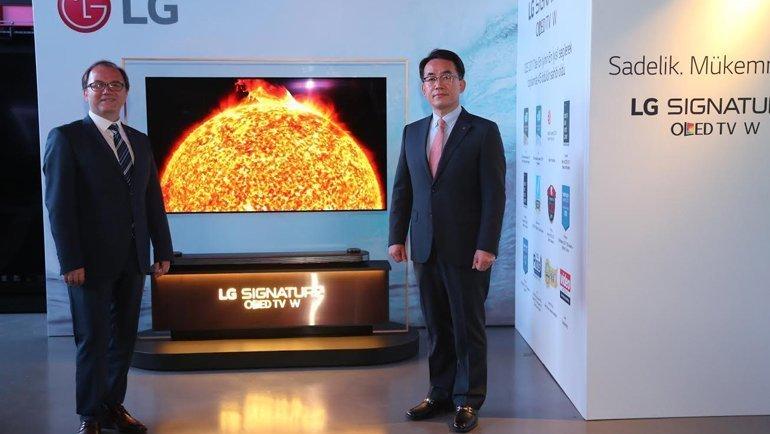 LG, yeni televizyonlarını tanıttı!