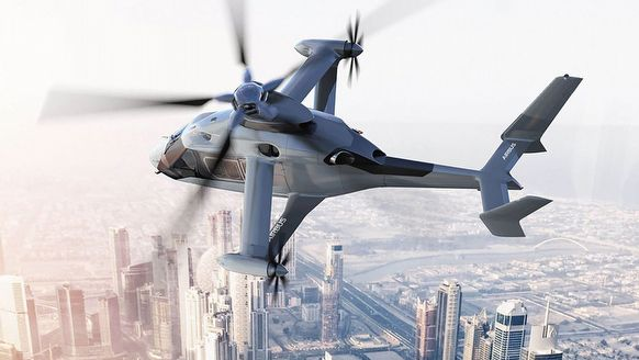Airbus'tan çok konuşulacak helikopter!