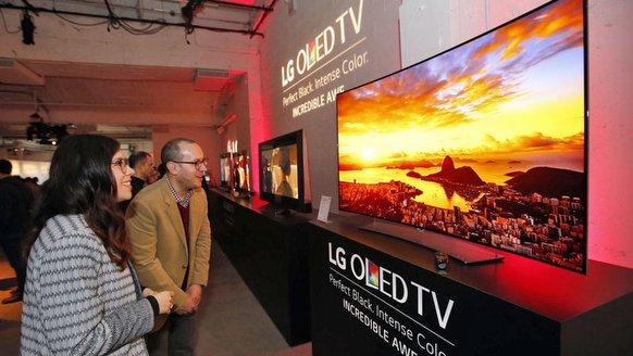 LG'den OLED için dev yatırım!