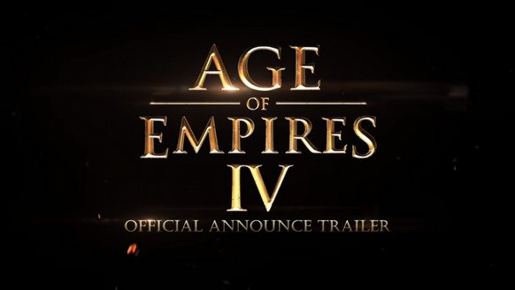 Age of Empires IV duyuruldu!