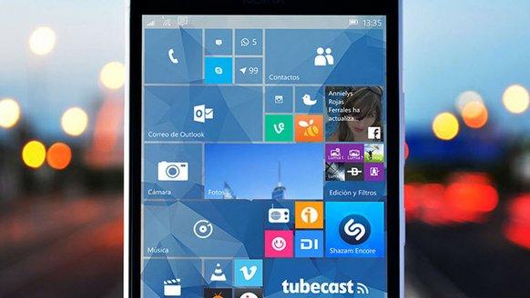 Windows 10 Mobile'a yeni yapı