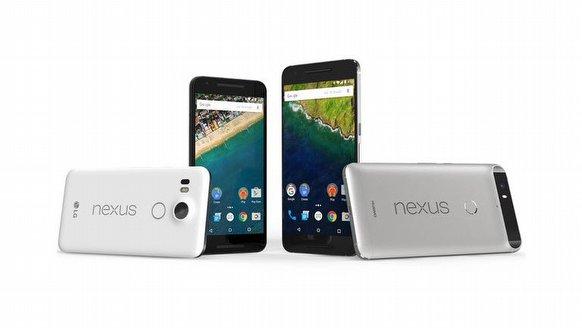 Nexus 6P ve Nexus 5X'in Desteği 2 Ay Uzadı