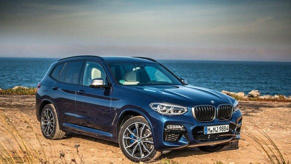2018 BMW X3 M40i geliyor