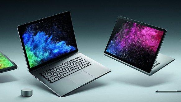 Surface Book 2 sürprizi!