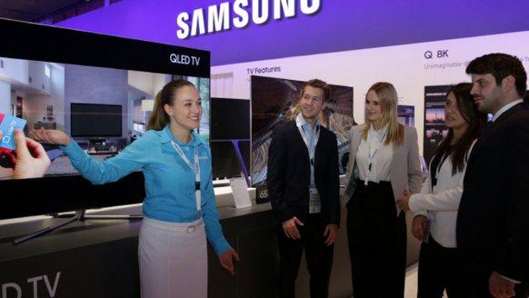 Samsung'dan iddialara net cevap