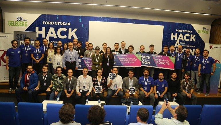 OpenXC Hackathon'da Ödül Kazananlar Belli Oldu