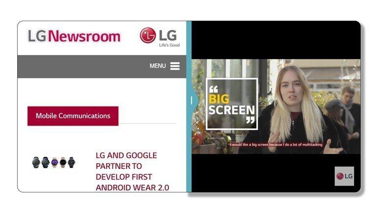 LG G6, ekranı ile fark yaratacak