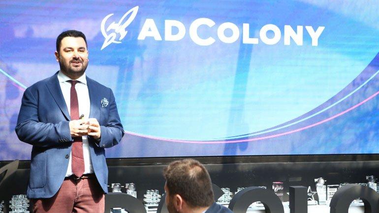 AdColony Türkiye'yi seçti