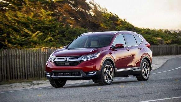 Honda CR-V'ye büyük ödül!
